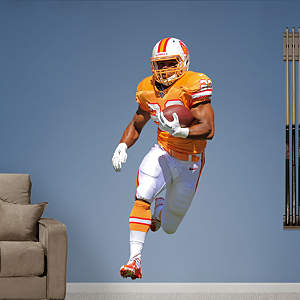 Doug Martin - Throwback Fathead Wall Decal